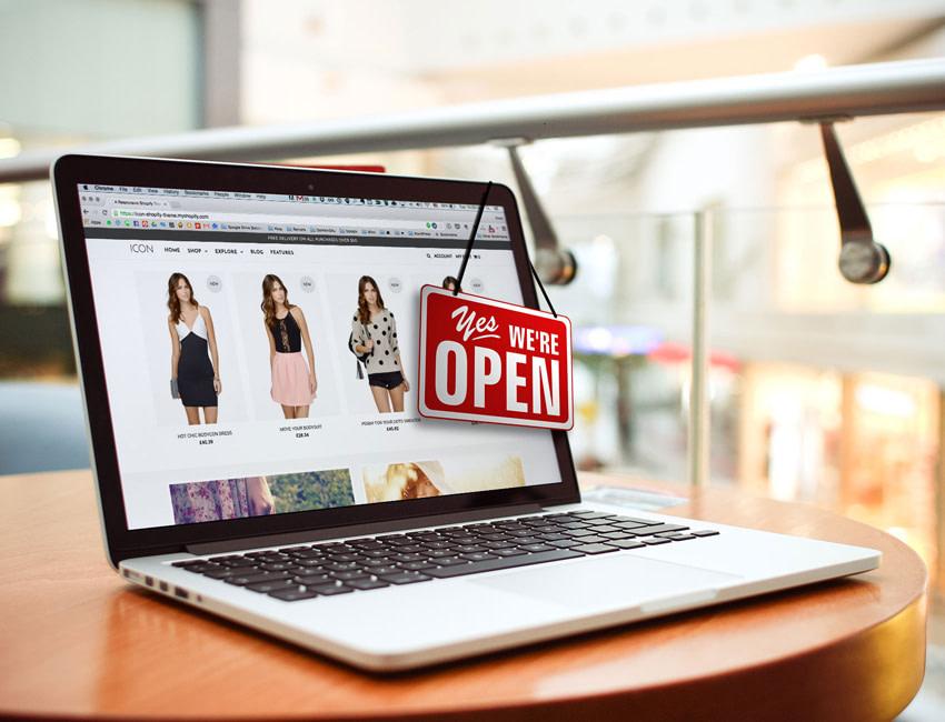 Η βαρύτητα της αρχικής σελίδας σε ένα online κατάστημα